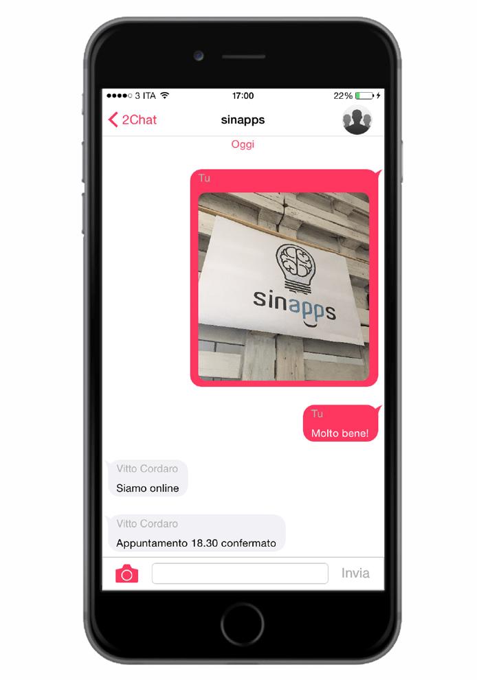 2Plan - Sinapps App Mobile Milano