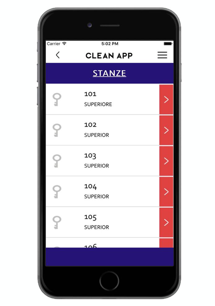 Cleanapp - Sinapps App Mobile Milano