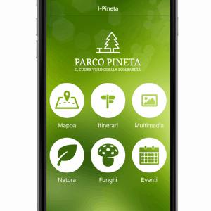 I Pineta - Sinapps App Mobile Milano