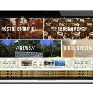BEER REPUBLIC - Sinapps Ecommerce Milano