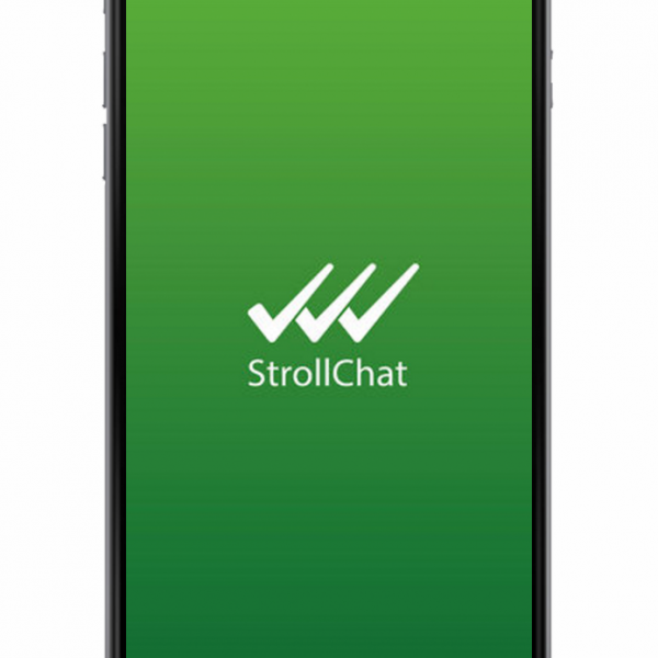 Stroll Chat - Sinapps App Mobile Milano