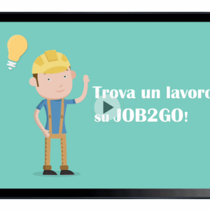 JOB2GO - Sinapps Video Milano