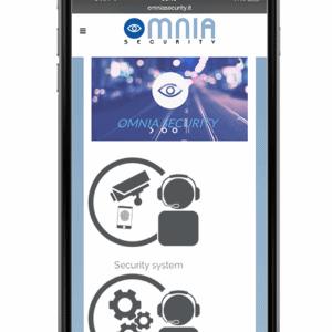 Omnia Security - Sinapps Siti Web Milano