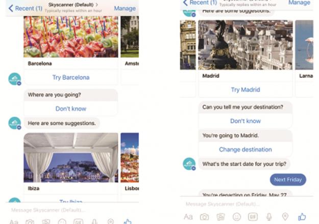 SKYSCANNER - Sinapps App Mobile Milano