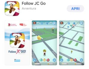 Follow JC GO: la versione con i Santi di Pokemon GO